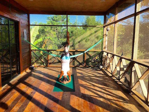Serenity Yoga Retreat Belize